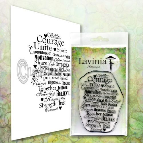 Keeping Faith - Lavinia Stamps (LAV615)